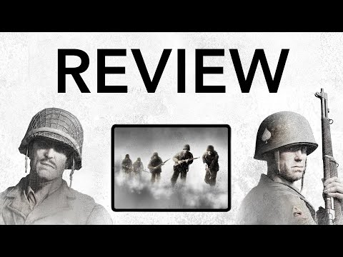 Company Of Heroes For IPad Review - The Best RTS For Tablet?