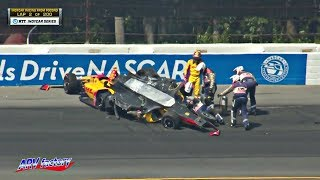 Aug 18, 2019 NTT IndyCar Series Rd.14 Pocono Raceway.
