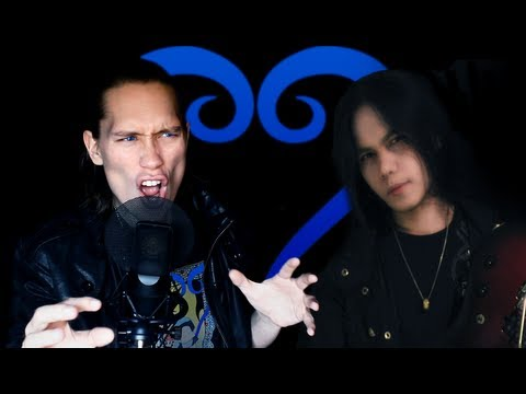 KINGDOM HEARTS - SANCTUARY (Metal Cover)