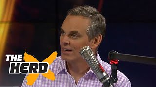 Cowherd: If NFL teams don't offer Nick Saban $10M, they're drunk | THE HERD