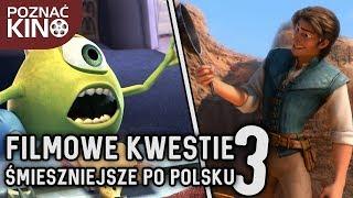 Filmowe kwestie które są śmieszniejsze w POLSKIEJ WERSJI cz. 3 | Poznać kino