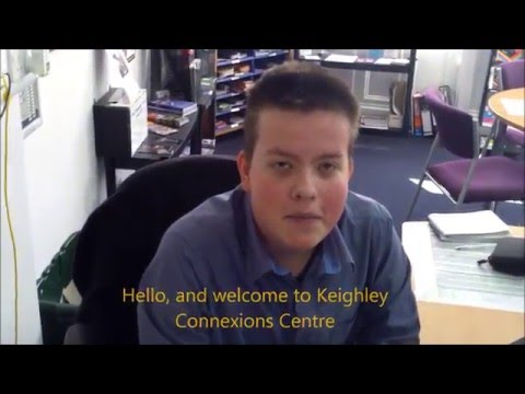Keighley Connexions Centre: #NAW2016