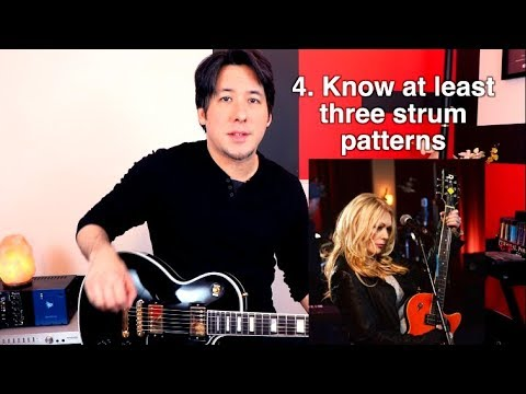 The LEAST You Should Know On Guitar