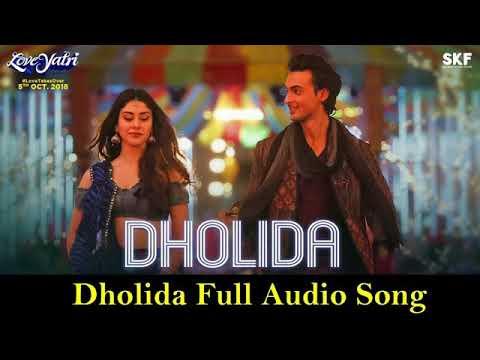 Dholida Full Audio Song | Loveratri | Udit Narayan, Neha Kakkar, Palak Muchchal, Raja Hassan |