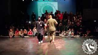 Judge/DJ Showcase:Link, Caleaf, & Buddha Stretch|Versa-Style