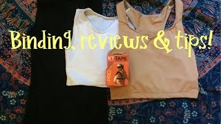 Ftm - Binding Reviews \u0026 Tips Gc2b Flavnt Streetwear