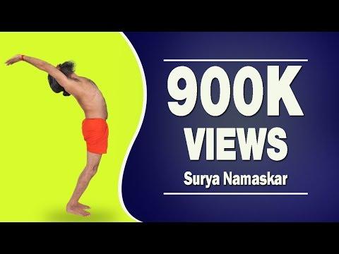 surya-namaskar:-swami-ramdev-|-international-yoga-day