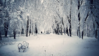 Sad Piano & Violin Music ♥♫ A Winters Wish Compilation ♥♫
