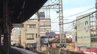 [鮮魚送り込み回送]近鉄2680系『鮮魚列車』X82編成(回送大阪上本町行き)鶴橋駅 通過‼️