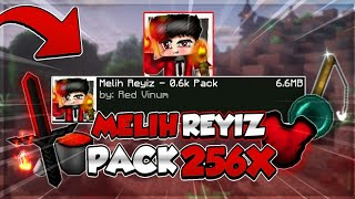 MELİH REYİZ 600 ABONE ÖZEL 256x TEXTURE PACK (Minecraft)