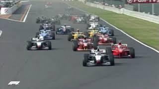 Hakkinen Battles Schumacher For The Title | 1998 Japanese Grand Prix