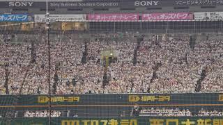 2018年7月16日 福岡ソフトバンクホークスvs埼玉西武ライオンズ 鷹の祭典...