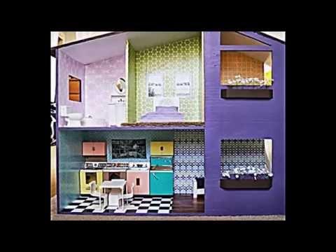 Puppenhaus Selber Bauen Und Spielecke Im Kinderzimmer Organisieren