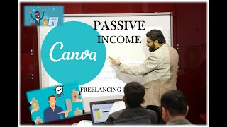 Learn Canva & Generate Passive Income by Freelancing Graphics Projects by Rahim Zulfiqar Ali
