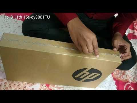 Review HP 15s Core i3 11th Gen - (8 GB/1 TB HDD/Windows 10 Home) 15s-dy3001TU
