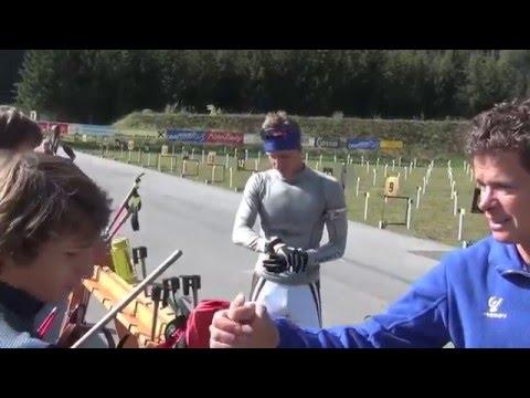 GMVS XC fall training in Italy