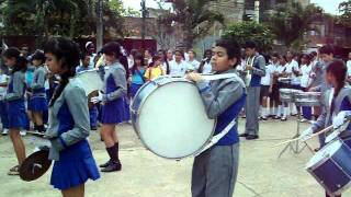 BANDA MUSICO MARCIAL I.T.C SANTA CECILIA 2011