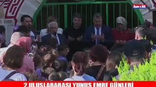 Uuluslararası Yunus Emre Günleri Amir Alayı (!0.10.2016)& www.nurgulyilmaz.com Video