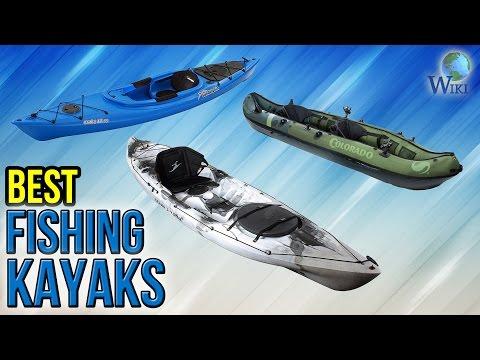 6 Best Fishing Kayaks 2017