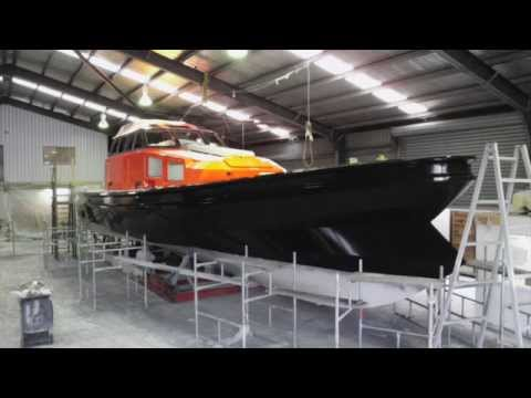 Hart Marine and the ORC Pantocarene Pilot Boat