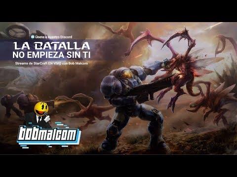 Starcraft Remasterizado-Stream en español-Desafio por 1000 Soles bo7 entre GreeT[eF] vs SCD-Galindo