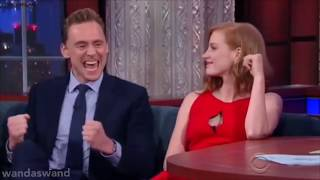 What can't Tom Hiddleston do?