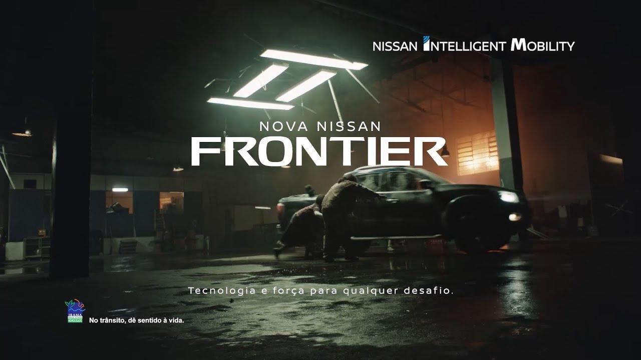 Nissan Frontier vs. Zumbis