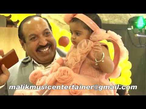 Malik Music Events Presents 1st Birthday Celebration of Shivaanya