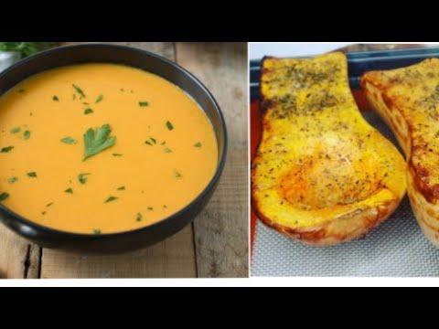Best Roasted Butternut Squash Soup Recipe