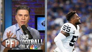 Vontaze Burfict, Kirk Cousins headline worst performances of Week 4   Pro Football Talk   NBC Sports
