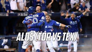 MLB | 2016 ALDS Highlights (TEX vs TOR)