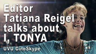 "Gambar cover Editor Tatiana Riegel talks ""I, Tonya"" and the editing life - UVU CineSkype Fall 2018"