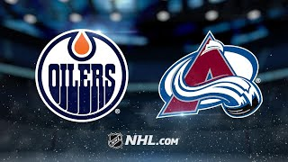McDavid's fourth NHL hat trick powers Oilers past Avs