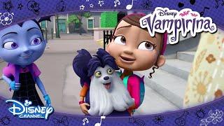 😊😍😛VAMPİRİNA'NIN KÖPÜŞÜ 😂😘😋   Vampirina   Disney Channel Türkiye
