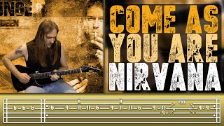 Cours de guitare : Apprendre Come As You Are de Nirvana