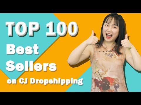 Top 100 Best Sellers on CJ Dropshipping & 6 Hot Niches Recommendation thumbnail
