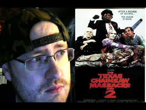Fan Commentary - Texas Chainsaw Massacre 2 (1986)