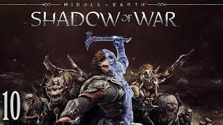 TRAICIONES EN MORDOR - Shadow of War - EP 10