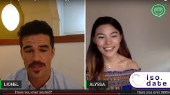 ISO.DATE Episode 1: Alyssa and Lionel in Singapore