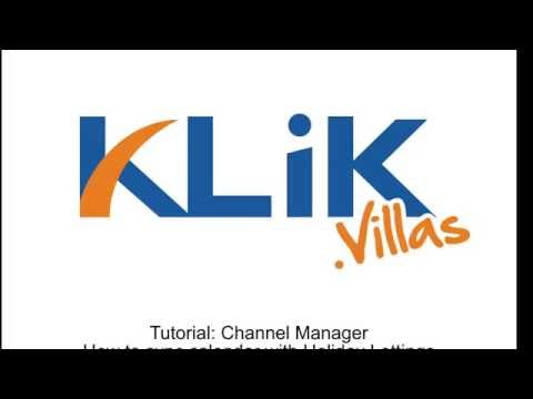 Sync your Klik ical calendar with Holiday Lettings