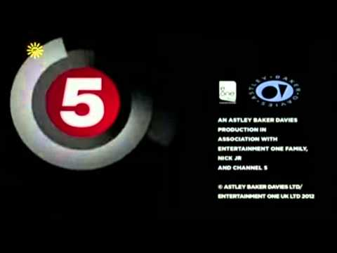 Channel 5 eOne Entertainment Astley baker Dalies