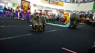 "ITC Cup 2019 ""SOUTH LION DANCE"" Malang"