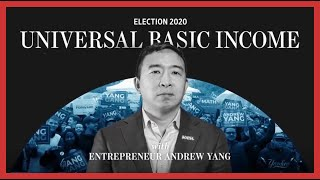 U.S. Presidential Candidate Andrew Yang- Part 1
