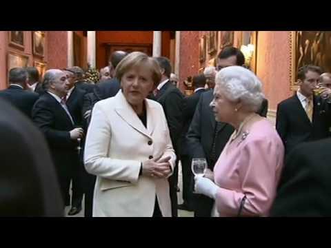 Reception at Buckingham Palace pt2