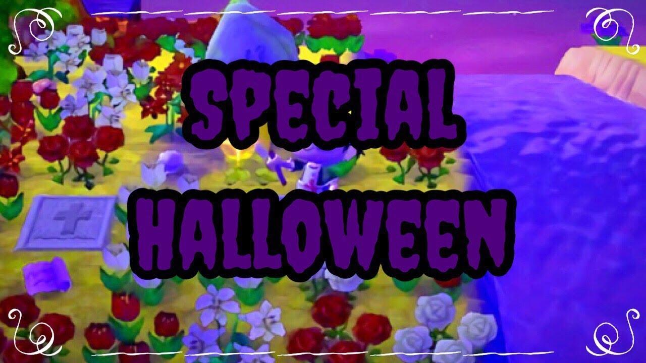 Acnl Halloween