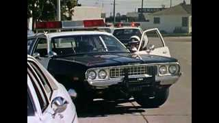 Felony Vehicle Stop (1973) | Educational Video
