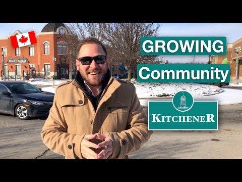 Kitchener Ontario Communities: Laurentian West