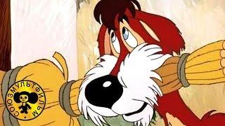 Бобик в гостях у Барбоса | Советский мультфильм для детей про собак