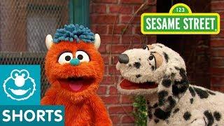 Sesame Street: Rudy's Joke | #ShareTheLaughter Challenge