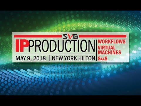 SVG IP Forum Keynote: Matthew Goldman on Broadcast Industry's Migration to All-IP